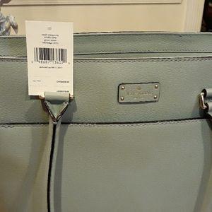 NWT Kate Spade SMALL MAGARETA Light Blue Tote Bag